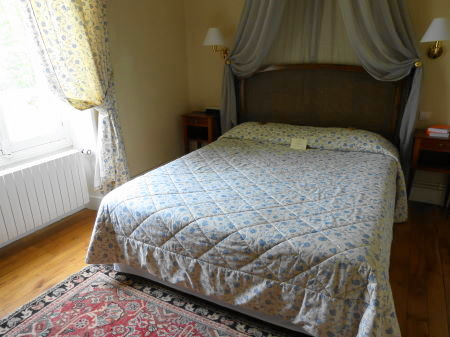 Chateau du Breuil,Exclusive superior room